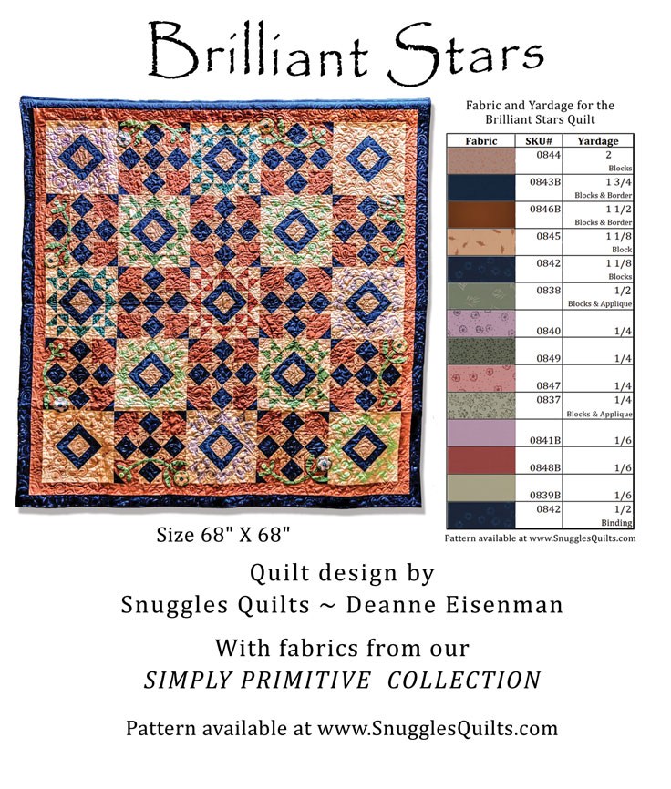 Snuggles Quilts